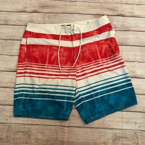 American Eagle Board Shorts Large